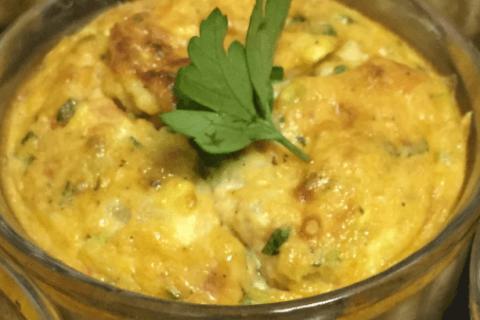 Flan de légumes Thermomix par Kawtar