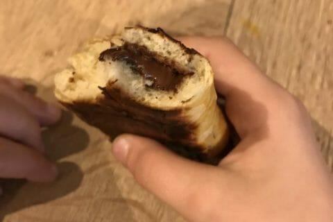Pain brioché au chocolat – Pitch Thermomix par dumarie