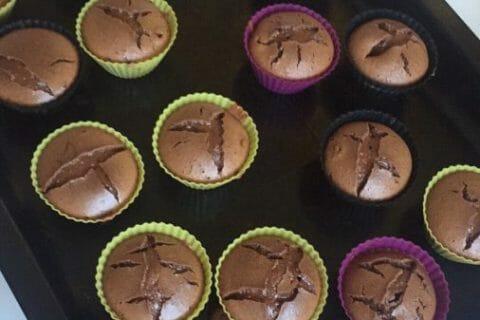 Mini muffins au chocolat Thermomix par Manele_1