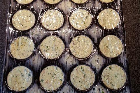 Beurre maître d'hôtel – beurre d'escargots au Thermomix