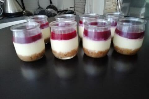 Cheesecakes au Varoma au Thermomix