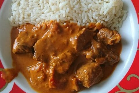 Curry de boeuf Thermomix par Sabrina.1609