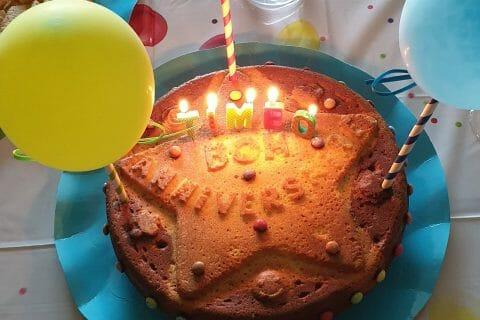 Gâteau zébré au Thermomix