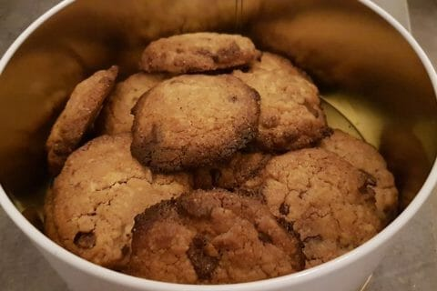Cookies monstres au Thermomix
