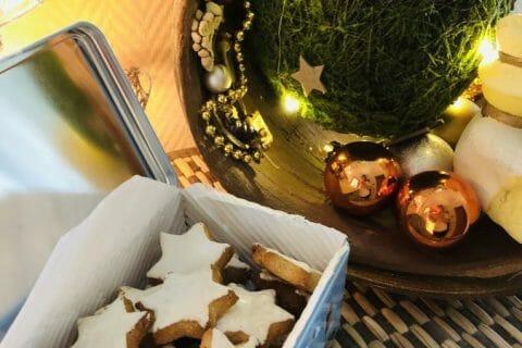 Zimtstern (étoiles de Noël) Thermomix par Maus