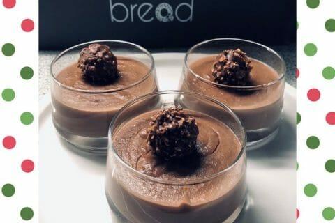 Crème dessert au Ferrero Rocher Thermomix par Maus