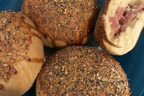 Petits pains farcis au boeuf Thermomix par lifa