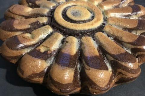 Gâteau zébré Thermomix par lifa