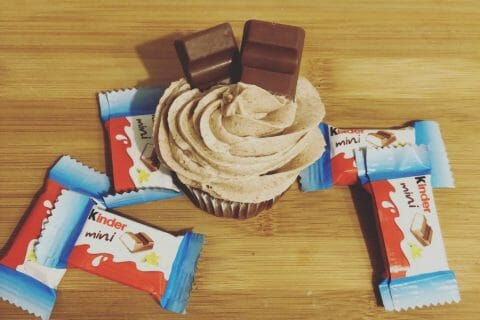 Cupcakes Kinder au Thermomix