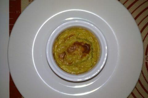 Flan aux asperges et parmesan Thermomix par Sabine