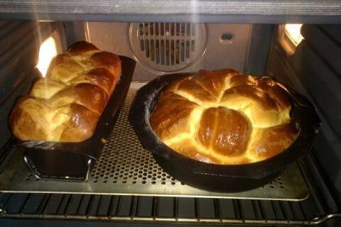 Brioche du boulanger Thermomix par La cuisine des minis