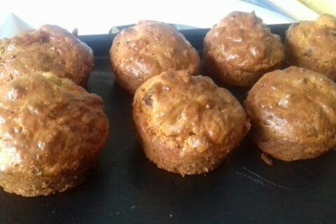 Muffins au chorizo Thermomix par Guiguitte