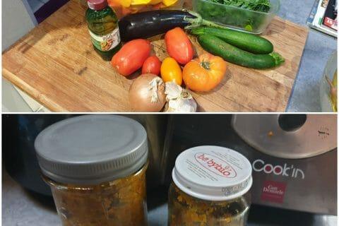 Fond de légumes au Thermomix