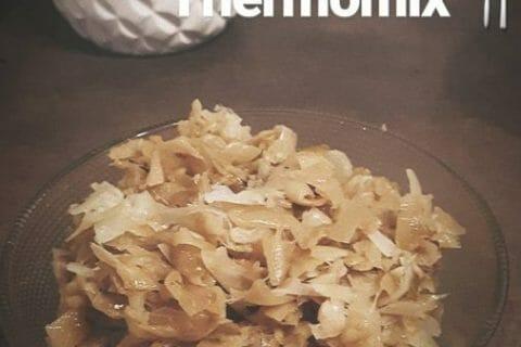 Compotée d'oignons Thermomix par Delph1609