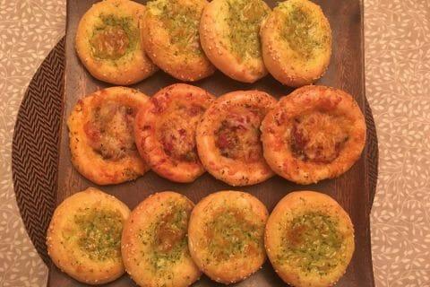 Poğaça – Petits pains Turcs à la Feta Thermomix par Ralia