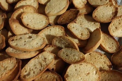 Petits pains grillés Thermomix par Joce81