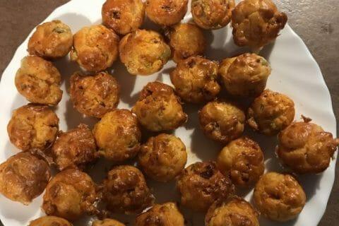 Muffins au chorizo Thermomix par Delph73
