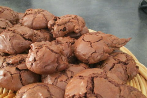 Cookies brownies au Thermomix