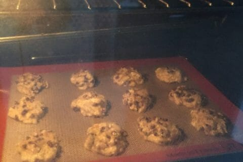 Cookies américains Thermomix par mizeraty94