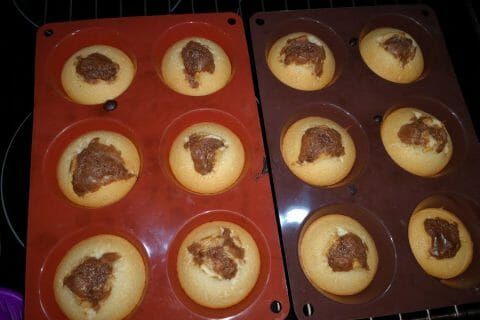 Financiers au Nutella Thermomix par Aurelie_61