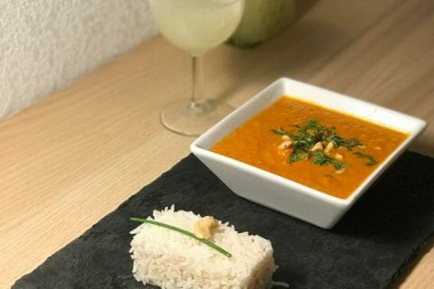 Butter Chicken Thermomix par pippalee