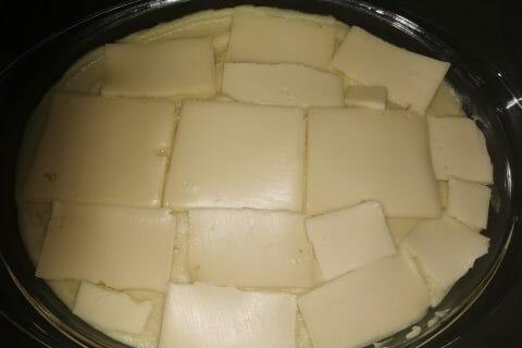 Gratin de purée de pommes de terre aux épinards au Thermomix
