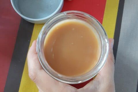 Panna cotta caramel beurre salé au Thermomix