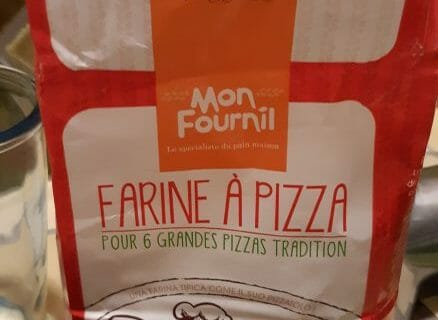 Pizza 4 fromages Thermomix par serlana