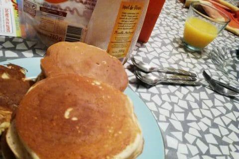 Pancakes à la banane Thermomix par Chochotte