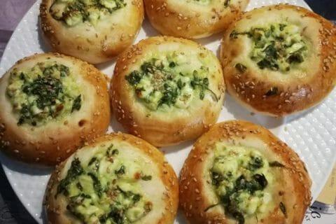 Poğaça – Petits pains Turcs à la Feta Thermomix par Narjs