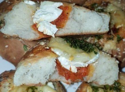Poğaça – Petits pains Turcs à la Feta Thermomix par lilia7883
