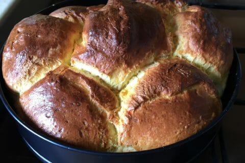 Brioche du boulanger Thermomix par Dettedette