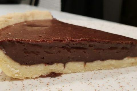 Tarte tout chocolat Thermomix par Chaya2007