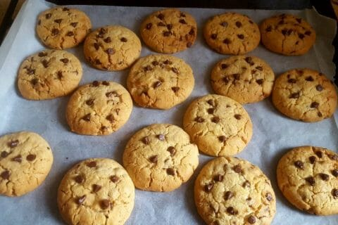 Cookies américains au Thermomix