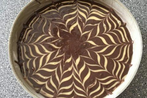 Gâteau zébré Thermomix par Me_Lanie