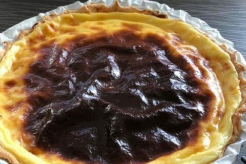 Flan parisien Thermomix par lanolette