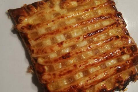 Grillé aux pommes au Thermomix