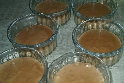 Crème dessert au Ferrero Rocher Thermomix par babydole40