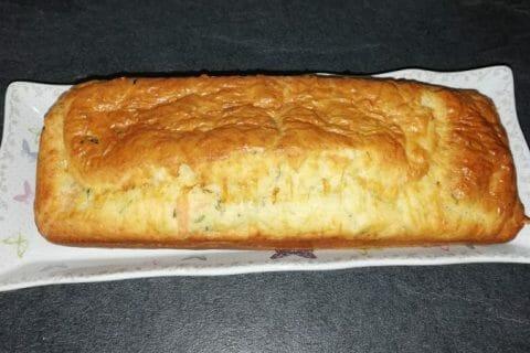 Cake au saumon Thermomix par Miouin