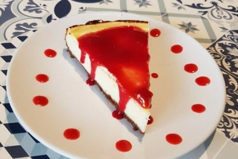 Cheesecake New-Yorkais Thermomix par florie95