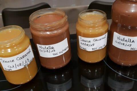 Sauce caramel Thermomix par Supermum