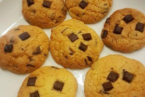 Cookies américains Thermomix par coly
