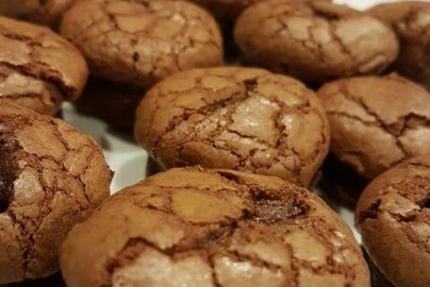 Mini muffins au chocolat Thermomix par coly