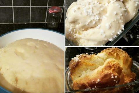 Brioche du boulanger Thermomix par LaFa