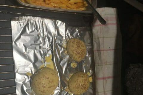 Buns burger Thermomix par Jennifer_28