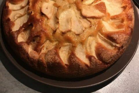 Gâteau aux pommes et mascarpone Thermomix par marybak