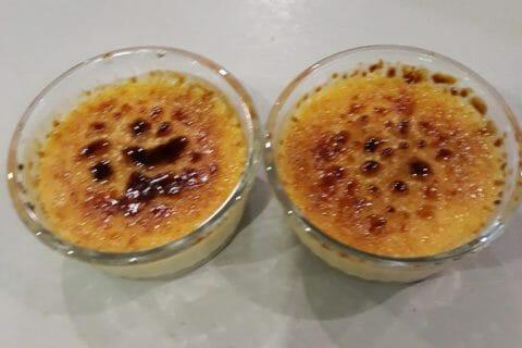 Crème brûlée Thermomix par Emeline Durand
