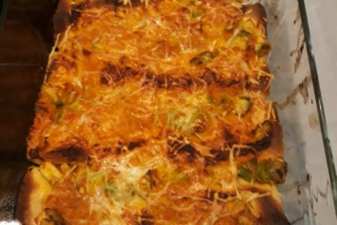 Enchiladas au poulet Thermomix par Emeline Durand