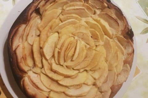 Gâteau aux pommes et mascarpone Thermomix par soso16