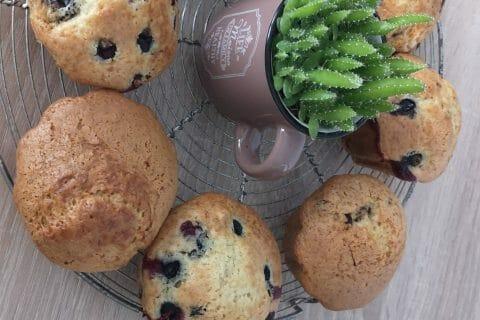 Muffins aux pépites de chocolat au Thermomix